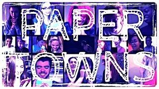 Blake Dale | Paper Towns - Trailer 1 (Reactions Mashup) ~ DFTBA