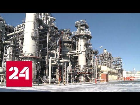 Сахалинская энергия. Специальный репортаж Артура Ходырева - Россия 24