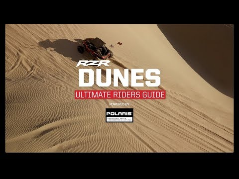 Riders Guide: Dune Riding | Polaris Engineered | Polaris RZR®