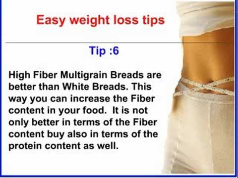 How to lose weight steps