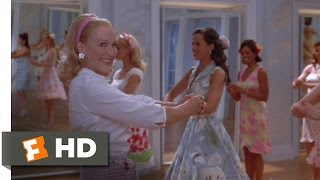 The Stepford Wives (2/8) Movie CLIP - Clairobics (2004) HD