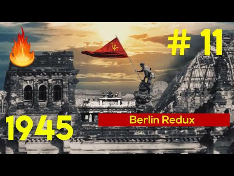 The Grand Campaign 45 East (Field Marshal) # 11 Berlin Redux