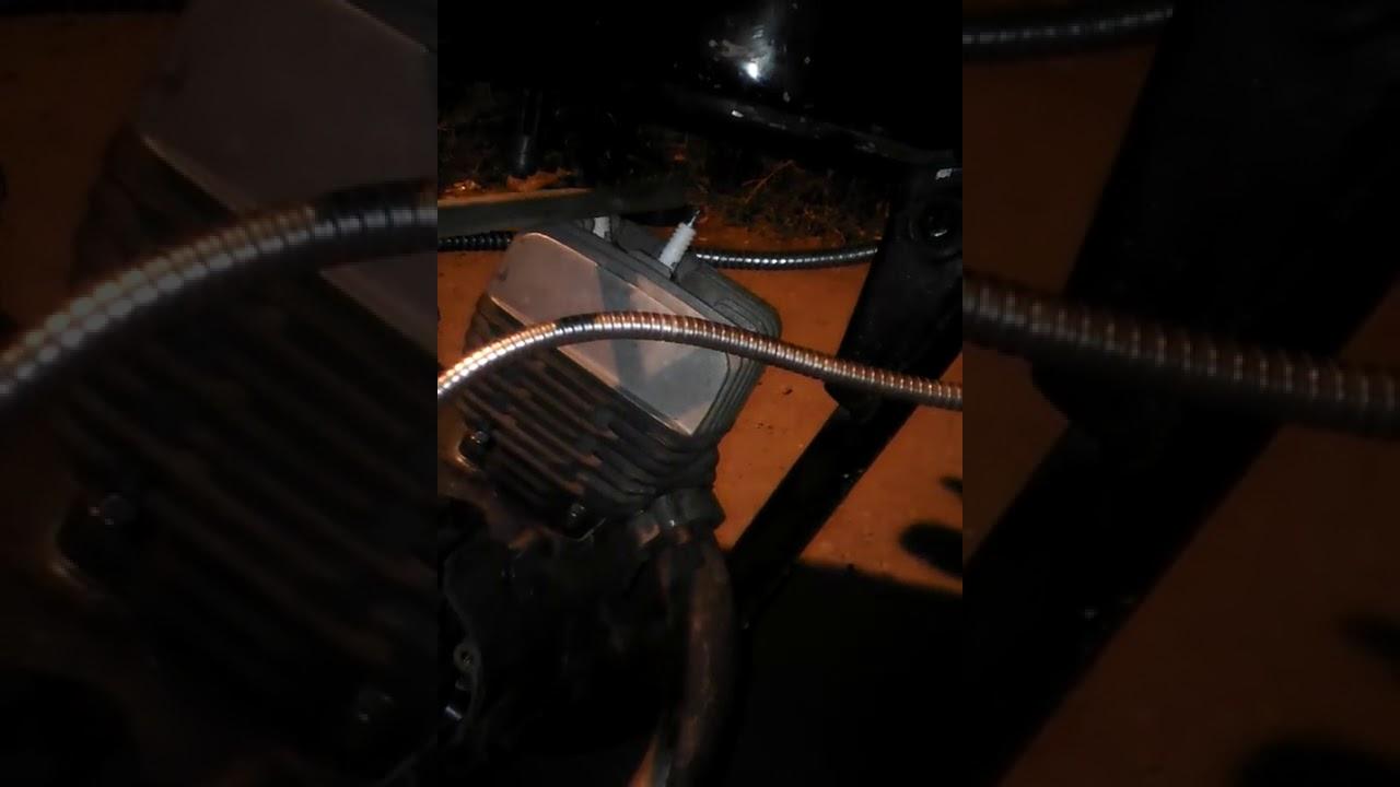 kawasaki hd3 125 cdi 2 spark plug s [ 1280 x 720 Pixel ]