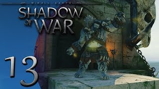 Middle-Earth: Shadow of War #13 - Rescue