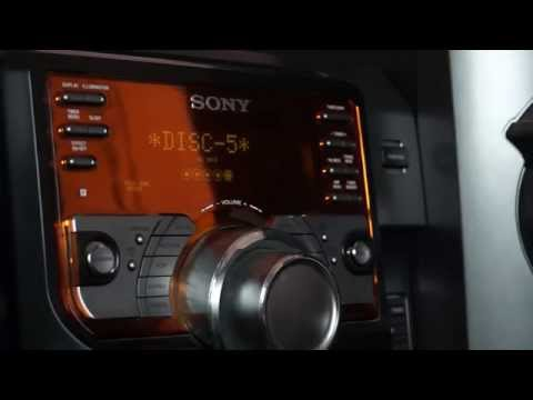 Sony Stereo System Review!