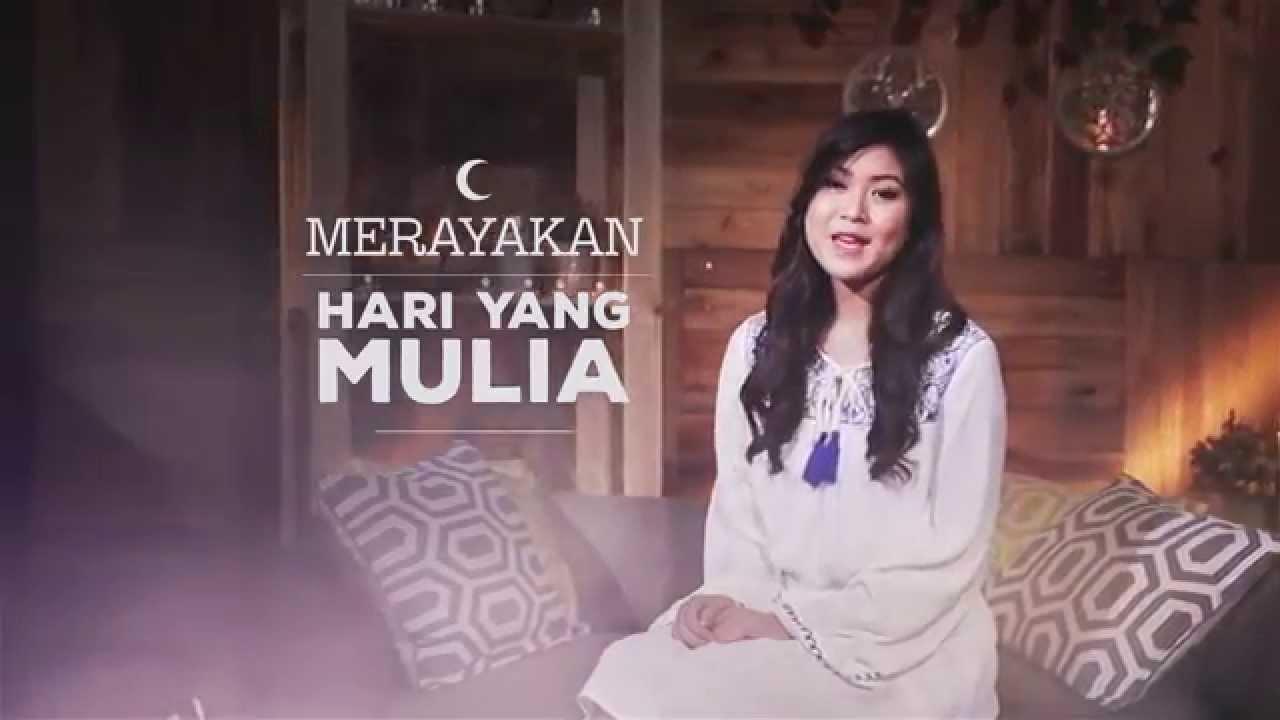 Selamat Idul Fitri 1436 Hijriyah Elizabeth Tan Youtube