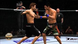 【ゲーム実況】UFC3 五味隆典 VS ディエゴ・サンチェス  PS3【かっこええ】
