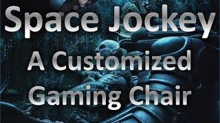 "The ""Space Jockey"" Build: My Custom Gaming Battlestation"