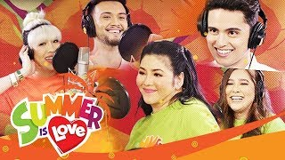 ABS-CBN Summer Station ID 2019 &quotSummer Is Love&quot Recording Music Video