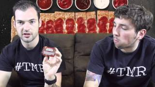 Pizza Hut Big Flavor Dippers Pizza (extended) - The Two Minute Reviews - Ep. 530 #tmr