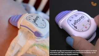 LEVANA Keera & Oma+ Baby Video and Movement Monitoring System [Product Video]