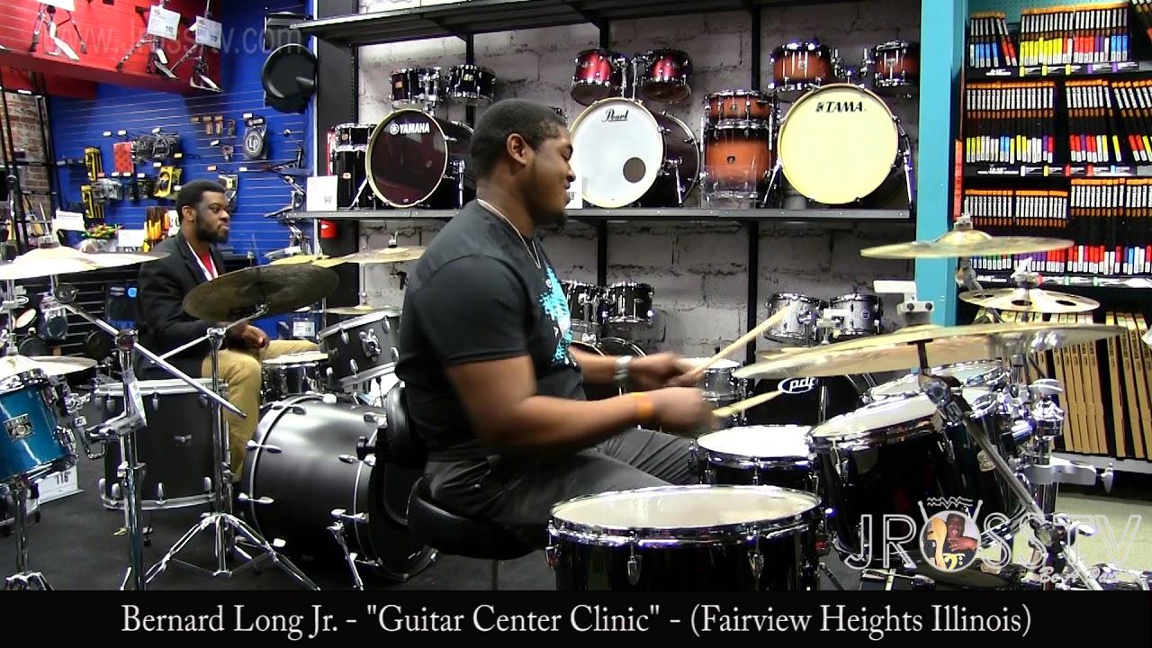james ross drummer bernard long jr guitar center hang www jross st louis. Black Bedroom Furniture Sets. Home Design Ideas