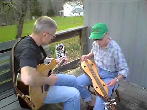 Dance of the Little Dog- lap dulcimer played in noter/drone style and guitar