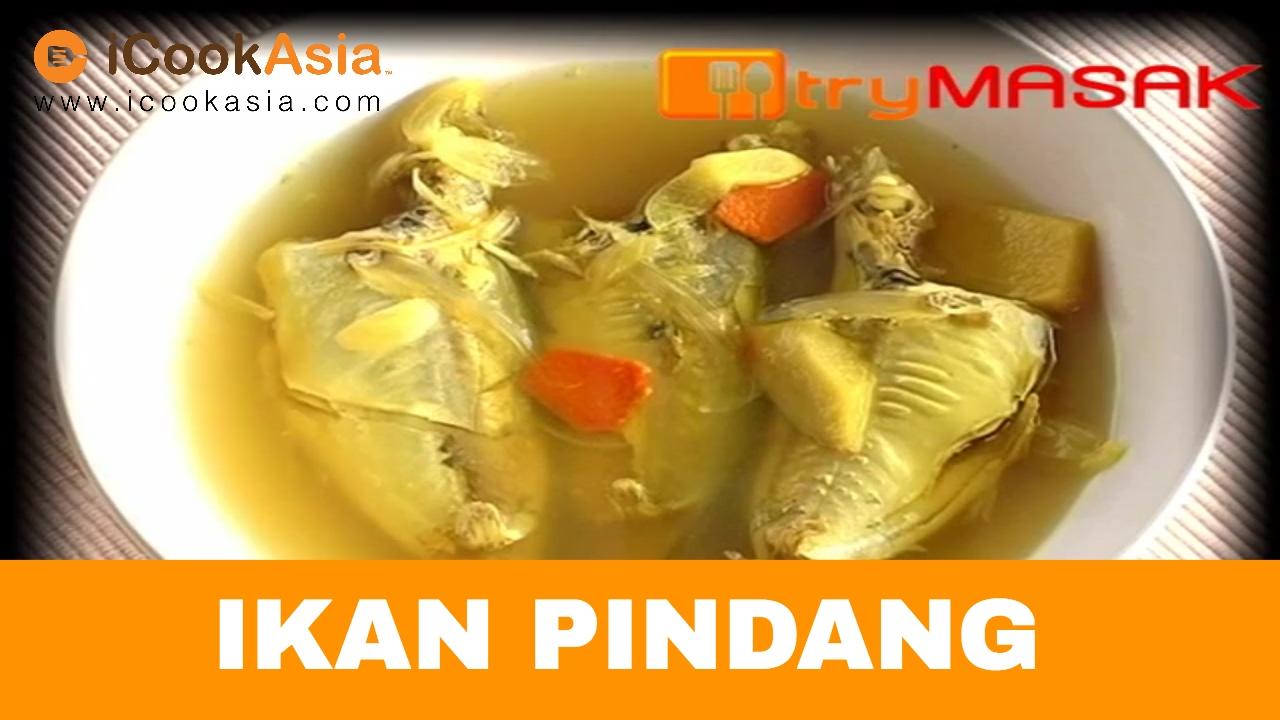 Ikan Pindang | Try Masak | iCookAsia - YouTube