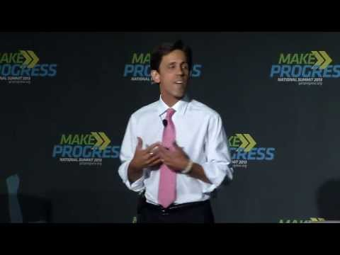 David Simas, Senior Advisor to President Obama, speaks at the #MakeProgress National Summit