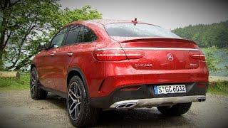 "Mercedes GLE und GLE Coupé – ""Weniger G als GT!"""