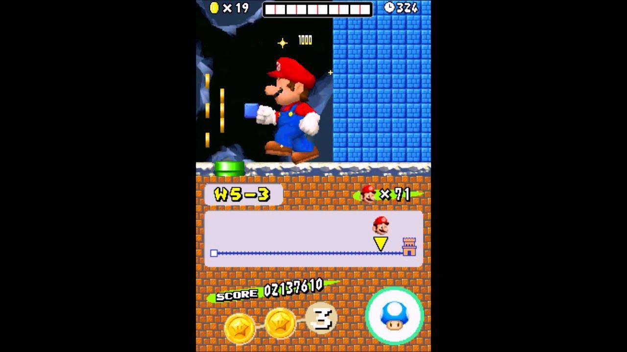 Game boy color super mario bros deluxe - New Super Mario Bros Deluxe Part 5