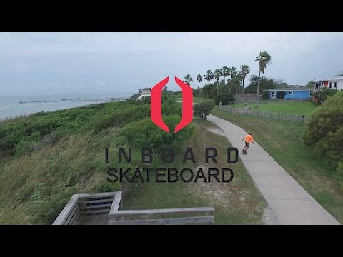 Inboard M1 Electric Skateboard demo