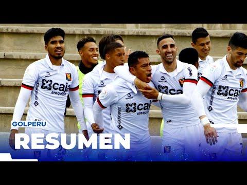 FBC Melgar Alianza Huanuco Goals And Highlights