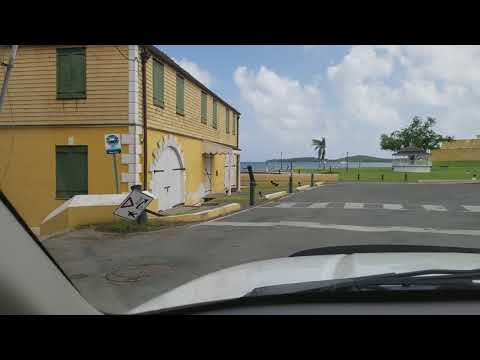 St.Croix post Maria 8 - Christiansted