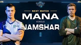 MaNa vs Namshar PvZ - Ro16 Group A - WCS Winter Europe