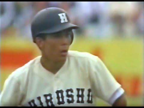 1988年全国高校野球・決勝戦 福...