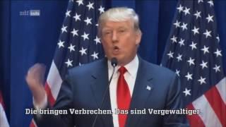 Trumps Weg an die ★ Weltherrschaft ★   Doku 2017 NEU in HD