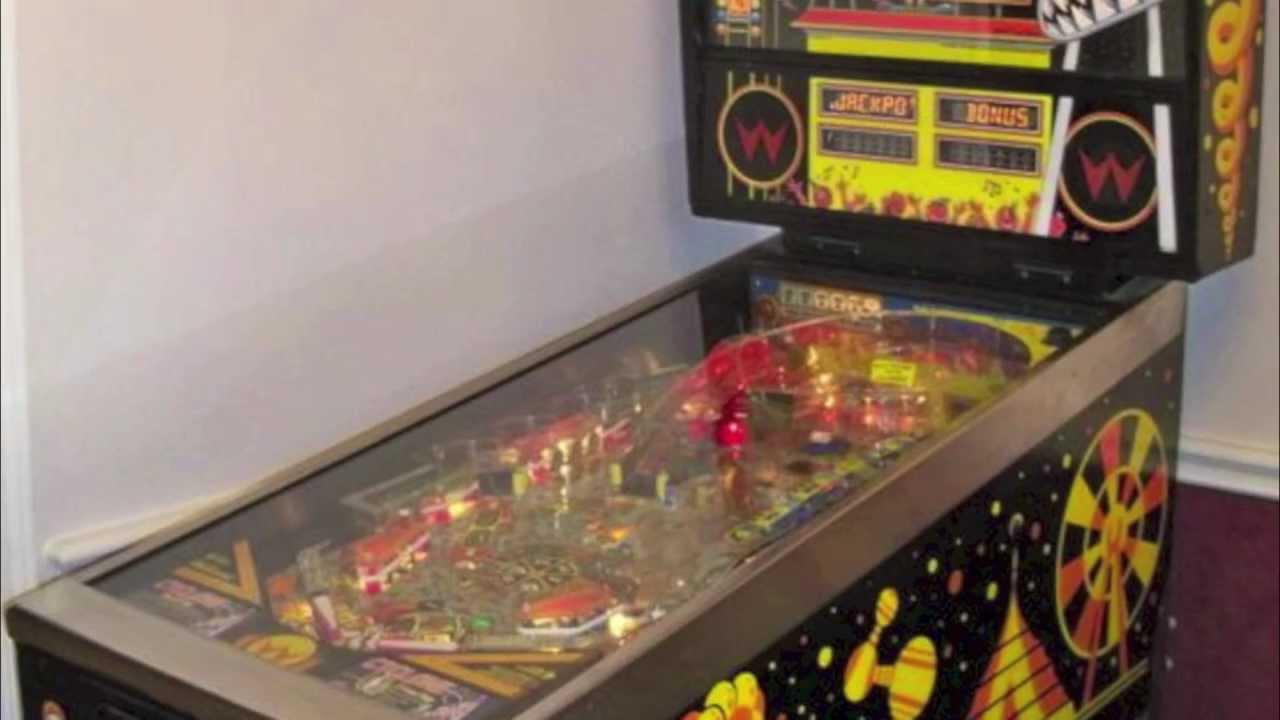 new pinball machine for sale