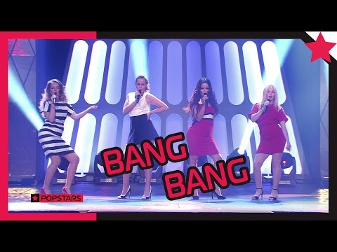 Veneranda, Terry-Joe, Timea & Sophie: Bang Bang von Jessie J ft. Ariana Grande & Nicki Minaj - Popst