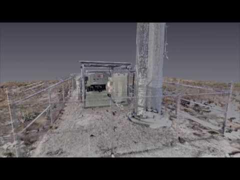 GDS Telecom 3D Laser Scanning
