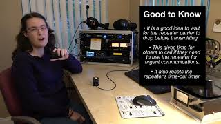 Gambar cover Ham Radio Etiquette 101 – How to Make a Contact on a Repeater
