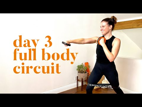 Fall Back to Fitness Day 4 Strength Circuits