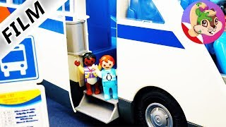 Playmobil Rodzina Wróblewskich - Emma i Malik jadą na wycieczkę do Krainy Słodyczy