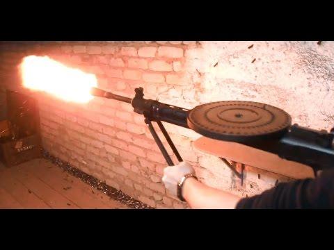 ДП-27-СХ/Пулемёт Дегтярёва под