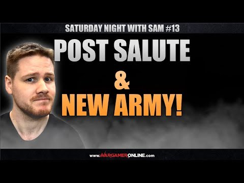 Post Salute Chat & New Army- SNWS #13