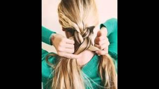 Плетение объемной косы. Фото инструкция.