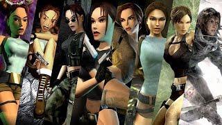 Tomb Raider/Lara Croft - All Main Themes 1996-2017-OST