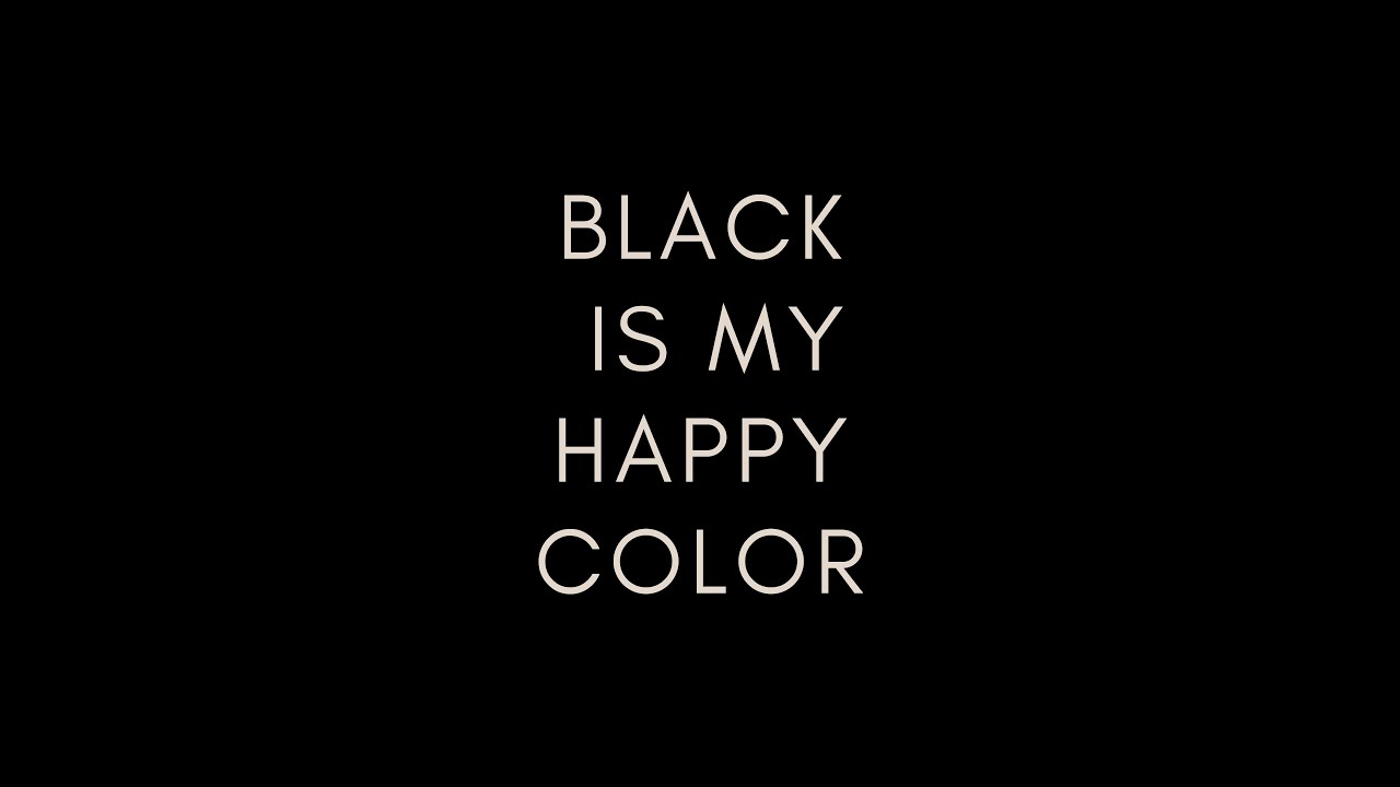 7 המלצות על פריטים שחורים 🖤