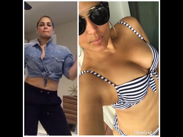 Celines Toribio Ta Dura! Rebaja 30 libras bailando los domingos en Instagram