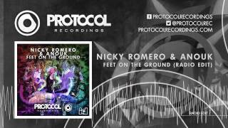 Nicky Romero & Anouk - Feet On The Ground (Radio Edit)
