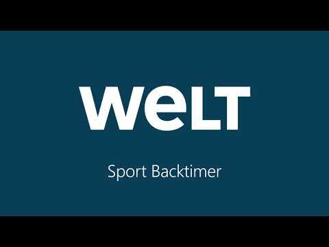 WELT N24 Nachrichten - Sport Backtimer Loop