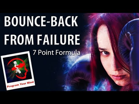 How to Bounce Back from Failure | VED [in Hindi]