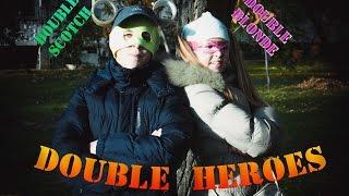 Трейлер нового геройского сериала Double Heroes