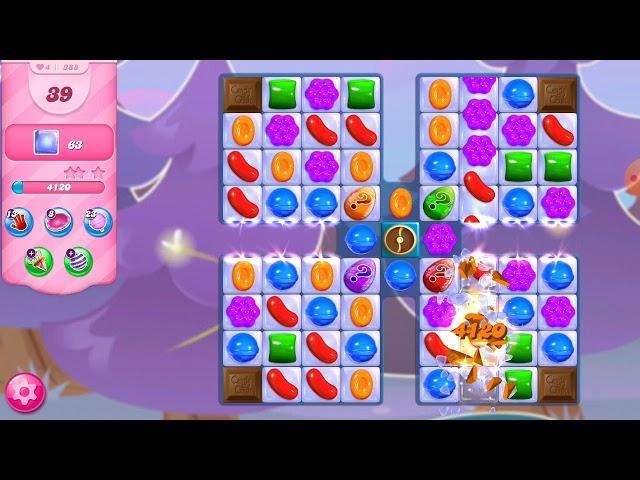 Candy Crush Saga niveau 388