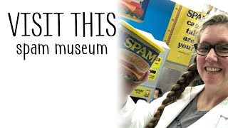 Free Spam Museum: Family Travel for Geeks