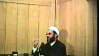 Gençlerle Sohbet, 02.11.1990, Prof. Dr. Mahmud Esad Coşan Rh.A - Özelif / Ankara