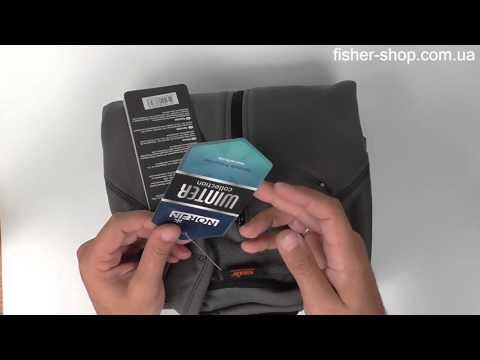 видео: Термобелье norfin winter line gray
