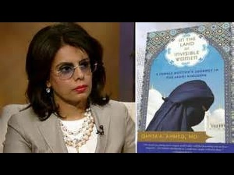 Dr. Qanta Ahmed on Islamist Extremism and Life as a Female Doctor in Saudi Arabia