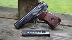 About PM, PMM, PB, 'Makarov' Pistols