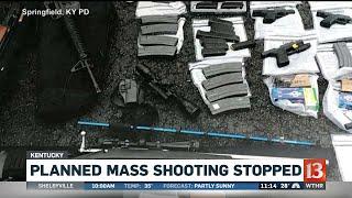 Kentucky Mass Shooting Stopped